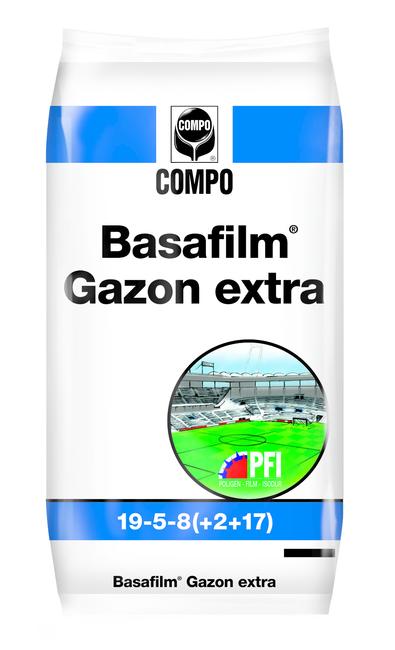 Compo basafilm gazon extra 19 5 8 2 7 25 kg gleich for Gazon 25 kg
