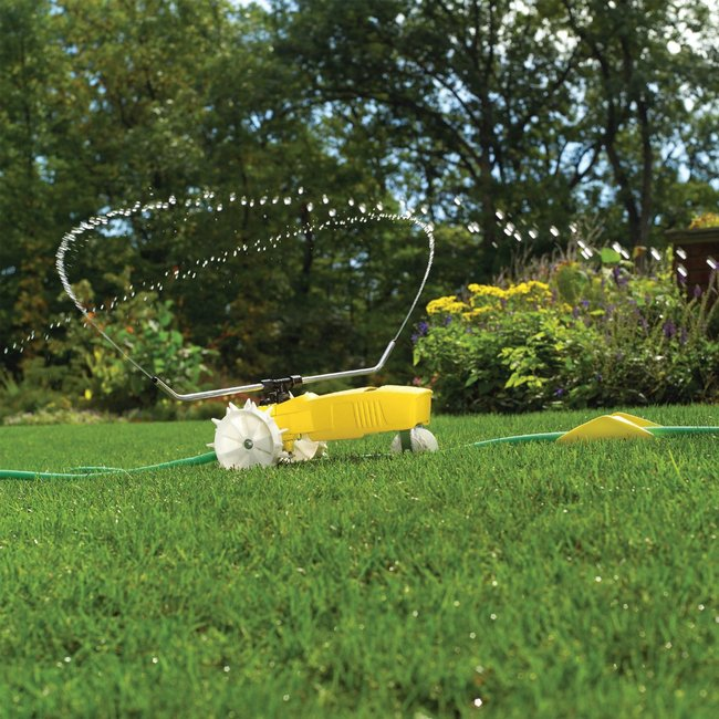 Mobile Bewässerung Nelson Wasser Traktor - gleich ansehen!
