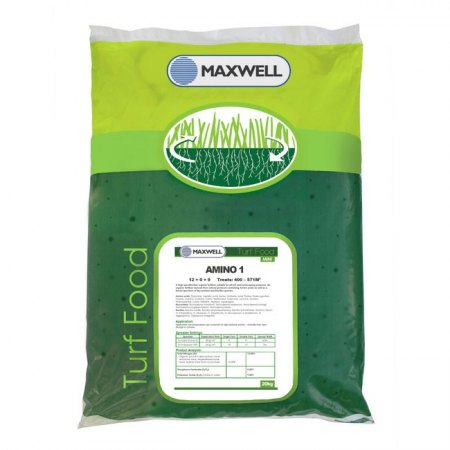 Maxwell Turf Food Amino 1 12+0+9