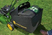 Grasauffangbehälter John Deere R43S