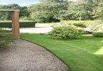 EverEdge Rasenkante Beispiel 3