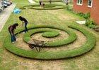 EverEdge Rasenkante Beispiel 4